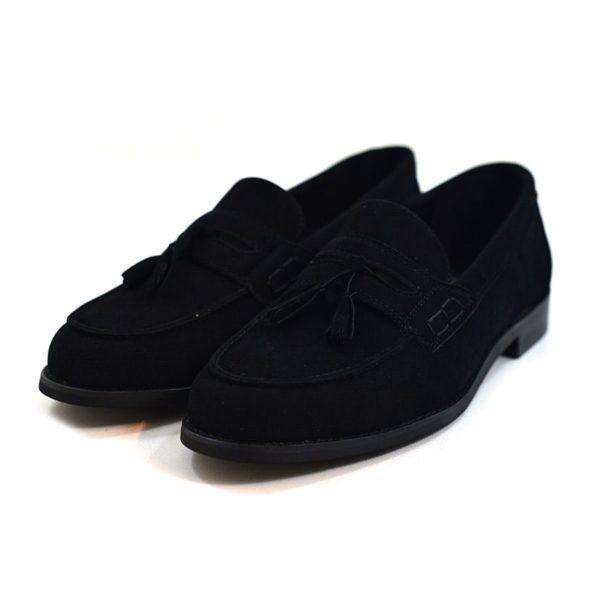 CRO600B-Crouch-Slip-On-Tassle-Black-RU1020-V3
