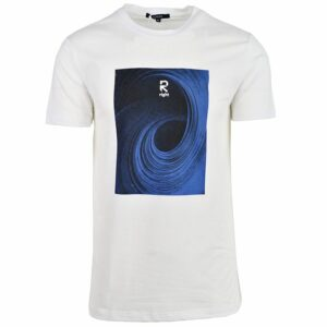 KOS986W NIKOS MENS BASIC T SHIRT White NKW21 381A V1