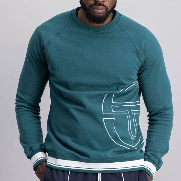 SER43DT-SERGIO-TACCHINI-Embroidered-Sweatshirt-V1