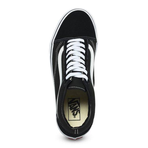VAN9B-Vans-Old-Skool-Canvas-Lo-Mens-Black-VD3HY28-V3