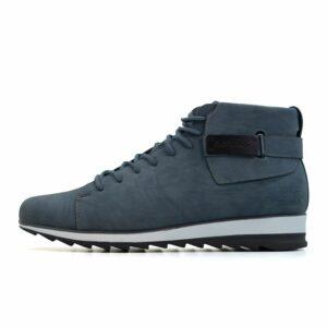 PAL04BL Paul Casual Mid Boot Blue HP4246 V1