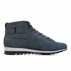 PAL04BL Paul Casual Mid Boot Blue HP4246 V2