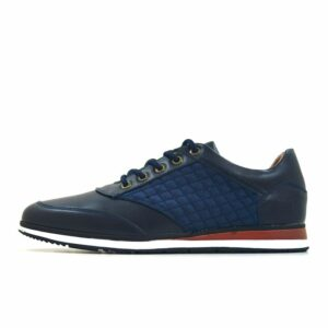 PAL44N Paul London Quilated Paul Lace Navy HP7437 11 V1