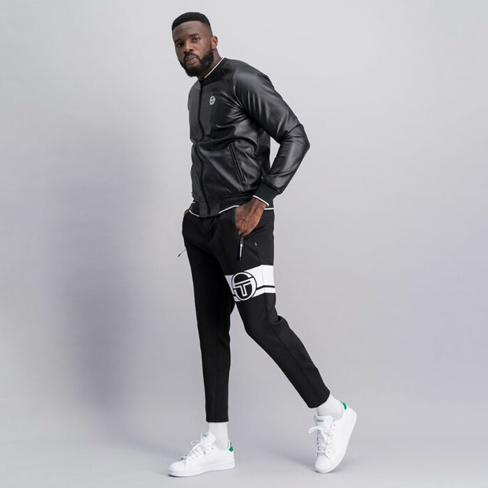 SER52AN Leather Bomber Jacket 5