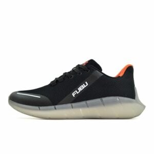FUB29BO FUBU NYC MENS RUNNER BLACK F 704 62 S20 V1