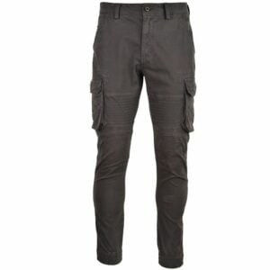 KOS1041DG NIKOS WASHED CARGO PANTS DRY GREY NKW21 432B V1