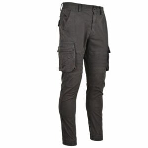 KOS1041DG NIKOS WASHED CARGO PANTS DRY GREY NKW21 432B V2