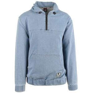 LR234DN LONDON REPUBLIC DENIM PULL OVER BLUE LRW21 018A V1