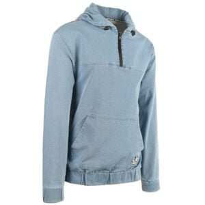 LR234DN LONDON REPUBLIC DENIM PULL OVER BLUE LRW21 018A V2
