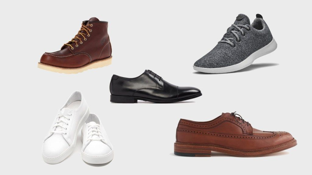 5 shoes every man should own 1