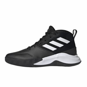 ADD3479BW ADIDAS PERFORMANCE OWN THE GAME BLACK WHITE FY6007 V1