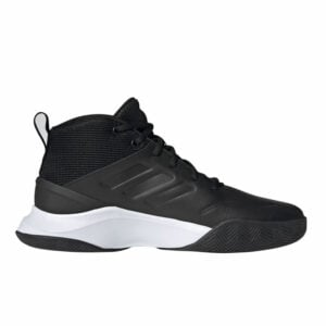ADD3479BW ADIDAS PERFORMANCE OWN THE GAME BLACK WHITE FY6007 V2