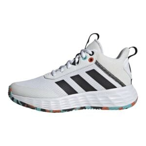ADD3479KFW ADIDAS OWN THE GAME WHITE H01556 V1