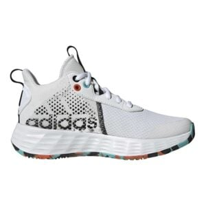 ADD3479KFW ADIDAS OWN THE GAME WHITE H01556 V2